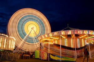 NY State fair rides