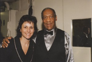 Me and Bill Cosby 2001