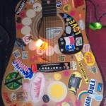 guitar in bar in CC