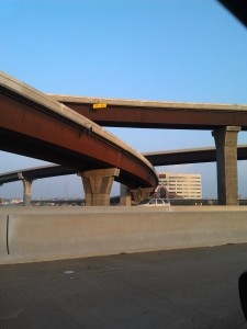 Austin hiway ramps