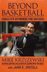 Coach K book cover